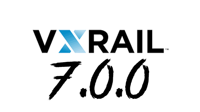 DellEMC Announced VxRAIL 7