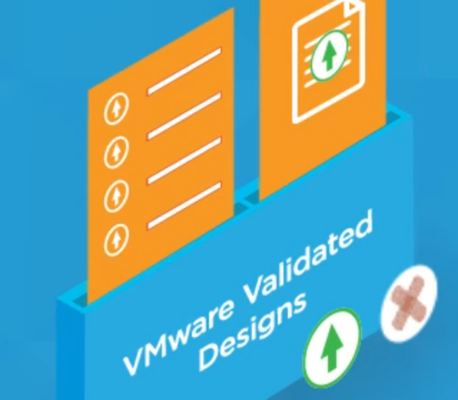 Announcing General Availability of VMware Validated Design 6.0.1